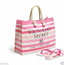 By Victoria's Secret Canvas Tote Handbags