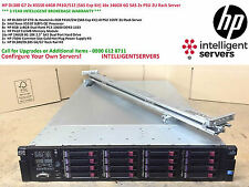 HP DL380 G7 2x X5550 64GB P410i/512 16x 146GB 6G SAS 2x PSU 2U Rack Server