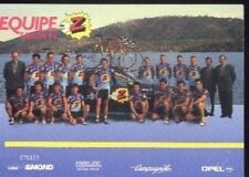 Team Equipe Z 92 Cyclisme Cycling GREG LEMOND Tour de France ciclista radsport