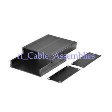 "10pcs Extrusion split body aluminum enclosure Case DIY -4.72""*3.82""*1.57""(L*W*H)"