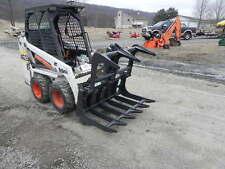 NEW CID Xtreme Root Grapple For Bobcat MT50 MT52 MT55 463 S70 Mini Skid Steer !!