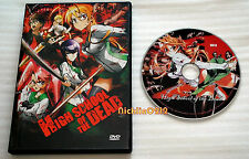HIGH SCHOOL OF THE DEAD: Anime DVD Complete Collection Episodes 1-12 in English