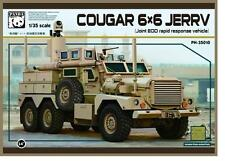 PANDA  1:35  COUGAR 6x6 JERRV MRAP  PDA35010