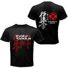 T-shirt kyokushin karaté