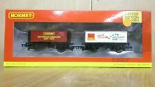 Hornby R6786 Hornby New Era Wagon - Twin Pack Limited Edition of 2015