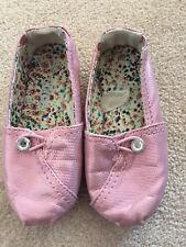 Circo Toddler Girls Pink Flat Shoes With Rhinestones size 7