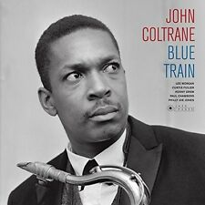 John Coltrane - Blue Train + 1 Bonus Track (Cover Photo By Jean-Pierre Leloir) [