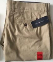 Tommy Hilfiger Men's  Tailored Fit Pants/ Chinos