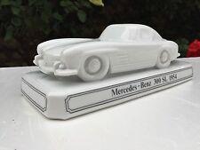 Modellino MERCEDES-BENZ 300 SL 1954 in porcellana By SELTMANN WEIDEN collezione