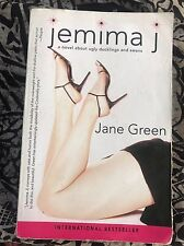 Jemima J A Novel About Ugly Ducklings & Swans By Jane Green Paperback 1999