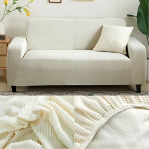 Thick Protector Jacquard Printed Sofa Covers For Living Room Corner Slipcover