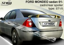 SPOILER REAR BOOT FORD MONDEO MK3 MKIII WING ACCESSORIES