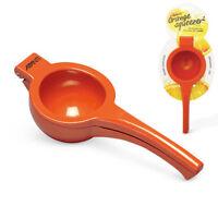 100% Genuine! AVANTI Orange Squeezer 90mm Diameter Orange! Brand New!