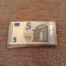 5 Euro - euros bank note currency Europe REAL 10 20 50 100 many available CRISP