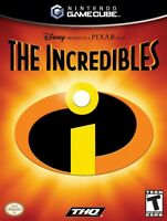 Incredibles Nintendo Gamecube Complete