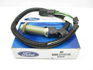 NEW GENUINE OEM Ford H.D. Truck Speedometer Magnet Sensor Sender E8HS-17345-CA