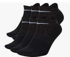 Nike Calze Fantasmini Everyday Lightweight (6 paia), Unisex - Art. SX7679-010 (N