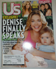 US Weekly Magazine Denise Richards & Jennifer Aniston July 2005 031915R2
