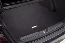 Kia Rio 2011-2016  Carpet Cargo Tray Mat Liner OEM 1WF12AC401HU sedan 4dr