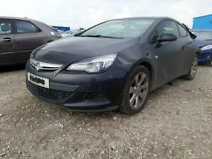 BREAKING VAUXHALL ASTRA GTC 2014 IN BLACK WHEEL BOLTS