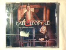 COLONNA SONORA Kate & Leopold cd ROLFE KENT STING SIGILLATO SEALED!!!