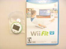 Wii Fit U With Fit Meter (Nintendo Wii U, 2014)