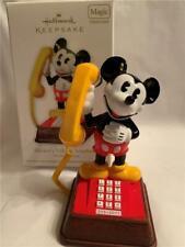 Hallmark Ornament 2011 - Mickey'S Talking Telephone - Disney Mickey Mouse