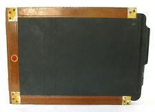 "Vintage Vageeswari Wooden Plate/Film Holder For 6.5x8.5"" Field Camera (B)"