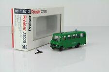"""Preiser Mercedes-Benz L 508 D Gruppenkraftwagen """"Polizei"""" Nr. 37020 /PR20"""