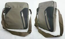 "BORSA X NOTEBOOK DA 12"" KHAKI ART. 7057R1K"