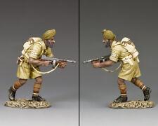 King and country sij Tommy Gun sargento octavo Ejército EA104