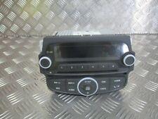 2013 CHEVROLET SPARK 5DR RADIO STEREO CD PLAYER 95298824 OEM