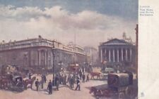 TUCK:LONDON- The Bank and Royal Exchange-OILETTE 770