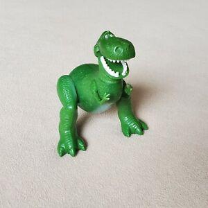 Disney Toy Story Rex Dinosaur Figure 6 inch - Green T-Rex Dino Pixar