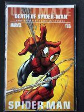 Marvel Comics Death Of Spider-Man #160 Good Condition