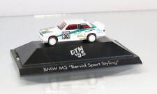"Herpa H0 1:87 BMW M3"" Bervid Sport Estilo"" DTM 1993 con Vitrina"