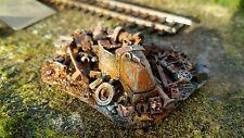 High detailed scrapyard resin casting  By R&M suit HO OO gauge unpainted