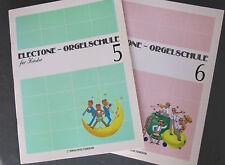Electone - Orgelschule für Kinder Stufe 5 + 6