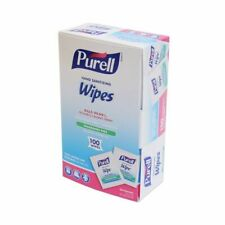 PURELL Individually Wrapped Hand Sanitizing Wipes (100 Count)