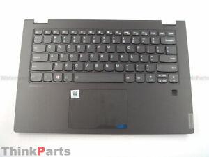 New/Orig Lenovo ideapad C340-14IWL 14API 14IML Palmrest US ENG Keyboard Bezel BL
