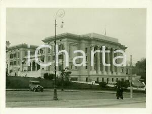 1935 ca ROMA Palazzo dell'Aaccademia di ROMANIA *Fotografia ANIMATA