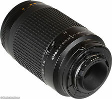 Nikon AF Zoom-Nikkor 70 - 300 mm f/4-5.6G Lens  (Black, High Power Zoom Lens)