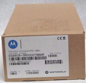 Motorola Symbol Barcode Scanner DS9808-SR00007NNWR New