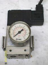 SMC SOFT START UP VALVE with GAUGE , NAV2000-N02-5DZ