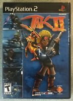 Jak II (Sony PlayStation 2, 2003) black label new/factory sealed ps2