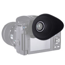 JJC Ergonomic Oval Soft Eyecup for Pentax KP, K-70,K7,K-S2,K-S1,K5II,K30,K500,FR