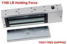 1100 LB Electric Door Lock Electromagnetic Magnetic Solenoid
