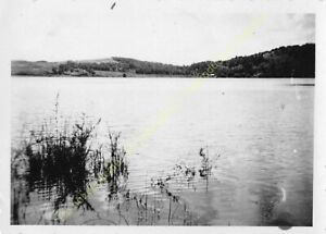 Original Photo MADAGASCAR 1948 lac Kalomalala environs de Vatomandry n53