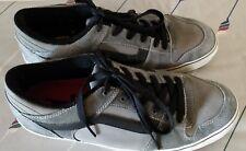f37262c7422 Cool Vintage Vans Trujillo Grey Black White Size 12 Men s
