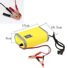 12V Car Motorcycle Smart Automatic Battery Charger Maintainer Trickle w/ US plug